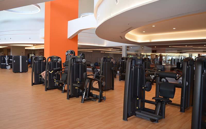 2200 m2 de suelo para gimnasio star s gym padel club de - Suelo gimnasio ...